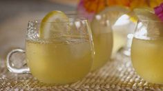 Sparkling Punch.......