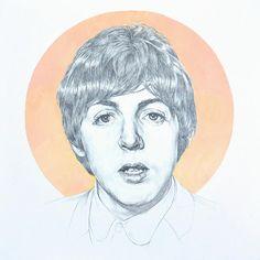 Beth Ferrara : Portfolio : Beatles