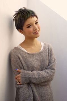 Short Cute Hairstyles 2014   Pinkous