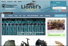 http://carpfish.co.uk/TackleShops/listings/lionels-tackle-shop/ New post (Lionel's  Tackle Shop) has been published on TackleShops