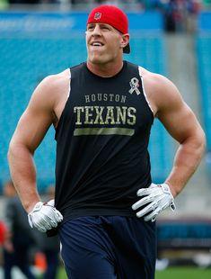 J.J. Watt Photos: Houston Texans v Jacksonville Jaguars