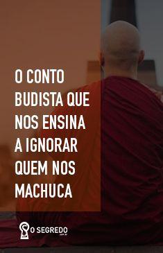 Estamos tão acostumados a reagir por impulso, quando alguém nos machuca, que acabamos envenenando o nosso dia ou, às vezes, a nossa vida. Este conto budista nos mostra que muitas vezes nossa felicidade pode depender da nossa capacidade de ignorar aqueles que nos prejudicam. #OSegredo #UnidosSomosUm #Budismo #Positividade #LeiDaAtração Buda Quotes, Reiki, Osho, Life Rules, Lets Do It, Power Of Prayer, Dalai Lama, Good Thoughts, Good Advice