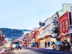 Park City, Utah - glorious - lived here for about 6 months