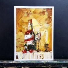 """좋아요 86개, 댓글 8개 - Instagram의 Youyeong.Seo(@blibla_art)님: """". Oil study using a knife . . #oilpainting #oilpaint #oilonpaper #painter #painting #drawing…"""""""