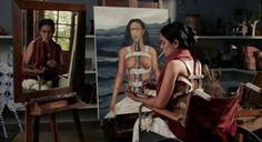 Szenenbild aus dem Film - Frida
