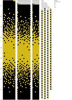 12 around bead crochet rope pattern Crochet Beaded Bracelets, Beaded Bracelets Tutorial, Bead Loom Bracelets, Loom Bracelet Patterns, Beaded Jewelry Patterns, Beading Patterns, Bead Loom Designs, Beadwork Designs, Craft Ideas