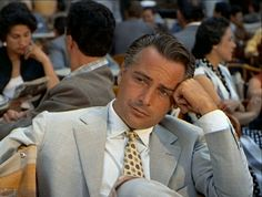 Rossano Brazzi - Serious Vintage Crushin... Always loved him in South Pacific but after I saw him in Summertime recently. ohhhhh myyyy <3