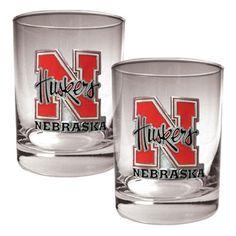 Great American NCAA Rocks Glass Set - GDRGDR2330