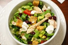 Alice and the Mock Turtle: Roast Chicken Chopped Salad~ Make Ahead