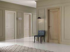 FBP porte | Collezione EVA - Mod. Eva 2 e 1 Essenza: frassino e abete #fbp #porte #legno #door #wood #classic #ash #fir