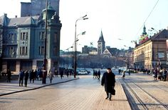 SNP 1969 Bratislava, Czech Republic, Hungary, Poland, 1960s, Nostalgia, Street View, Explore, Times