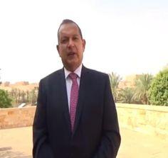 تهنئة باللغة العربية من السفير البريطاني للشعب السعودي