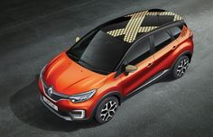 The French automaker will let owners customise their Captur inside out