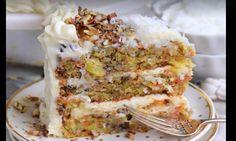 L'IRRÉSISTIBLE gâteau TRIO DE L'ENFER! WOW... carottes, ananas et noix de coco