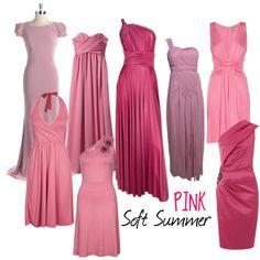 Soft Summer Pink