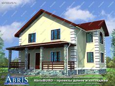 Готовые проекты красивых домов и уютных коттеджей. Большой каталог новых проектов домов, коттеджей, вилл и особняков с поэтажными планами, фасадами, 3d визуализацией и фотогалереей. Архитектурно - строительные решения коттеджей и домов.