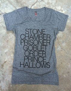 Hey, I found this really awesome Etsy listing at https://www.etsy.com/listing/151020324/harry-potter-tri-blend-womens-v-neck-t