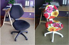 Cadeira customizada.foor my office