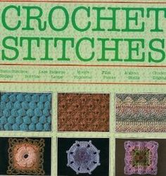 harmony guide to crochet stitches vintage