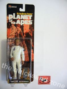 Medicom Toy - Planet of the Apes - Taylor (Astronaut) - NEW/SEALED/HARD TO FIND!