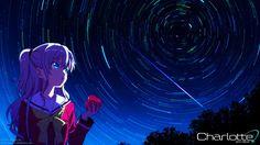 charlotte anime wallpaper - Google Search