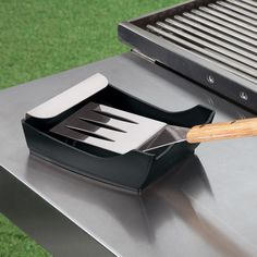Magnetic Grill Tool Holder from Miles Kimball for