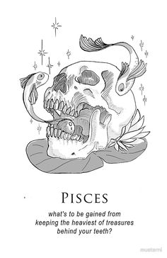 Pisces - Shitty Horoscopes Book VII: Magick by musterni