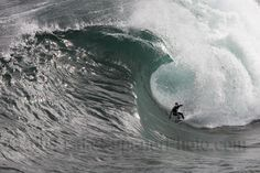 Big wave surfing on Lake Superior... Triple Overhead! Bet you didn't think it was possible...