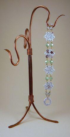 Bracelet-Earring Display