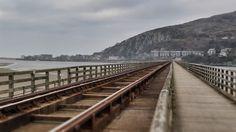 Barmouth Bridge by Tom , via 500px