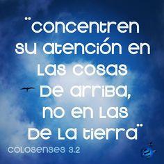 Colosenses 3:2
