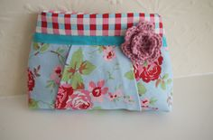 Make up bag Using kath kidston fabric
