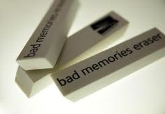 Trying to forget bad memories? Let NLP help you!