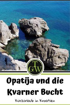Ein Kurzurlaub in Opatija und der Kvarner Bucht im Frühling | Istrien! - Topfgartenwelt - Gartenblog | Foodblog | Familienblog