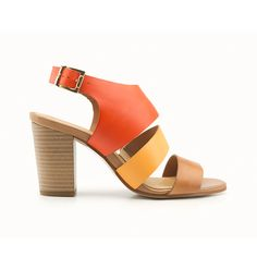 Estilo Flexi 31901 Naranja - #shoes #zapatos #fashion #moda #goflexi #flexi #clothes #style #estilo #summer #spring #primavera #verano