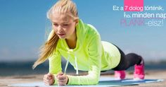The latest tips and news on Workout Music are on POPSUGAR Fitness. On POPSUGAR Fitness you will find everything you need on fitness, health and Workout Music. Fitness Herausforderungen, Fitness Motivation, Health Fitness, Fitness Weightloss, Monday Motivation, 30 Day Plank Challenge, Squat Challenge, Splits Challenge, Crunch Challenge