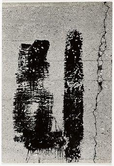 Aaron Siskind - Chicago (1950)