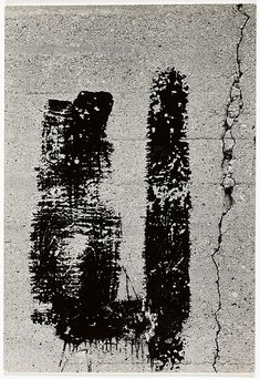 Aaron Siskind - Chicago (1950)