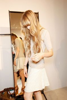 Stylish Ideas for Long Hair with Bangs