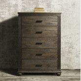 Found it at Wayfair - The City 5 Drawer Chest