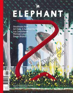 Elephant magazine, Summer 2013