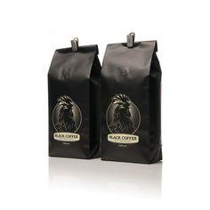 Black Coffee Air Roasted