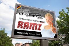 Mehr Erfolg. Weniger Politik.  (www.RAMI-MEDIA.de)