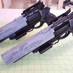 Download Destiny Hawkmoon Exotic Hand Cannon by Lael Lee -