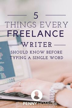 Want to try freelance writing? I make up to $500 every money from this side business, but getting started isn't as easy as it might sound. Here's what you need to know to become a freelance writer. - The Penny Hoarder http://www.thepennyhoarder.com/how-to-become-a-freelance-writer-what-to-know-first/