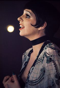 """Everybody loves a winner, so nobody loved me…"" - Liza Minnelli as Sally Bowles in Cabaret"