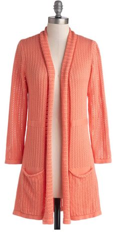 open front #coral cardigan http://rstyle.me/n/jupy9r9te