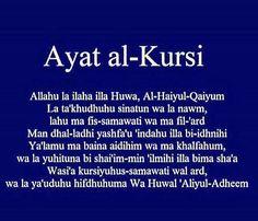 - Ayat al-Kursi Prayer Verses, Quran Verses, Muslim Quotes, Religious Quotes, Quran Quotes Inspirational, Motivational Quotes, Quotes Positive, Mekka Islam, Hadith