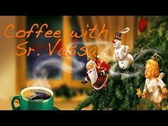 Coffee with Sister Vassa (Christmas / Рождество Христово/Χριστούγεννα) Serbian, Bulgarian, Captions, Sisters, Christmas Ornaments, Coffee, Holiday Decor, Videos, Youtube