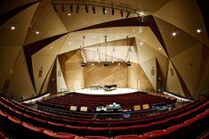 Conrad Prebys Concert Hall. This has the most amazing acoustics!!